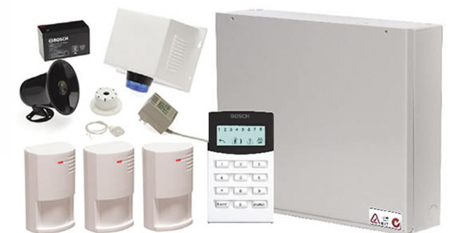 Bosch Home Alarm Systems