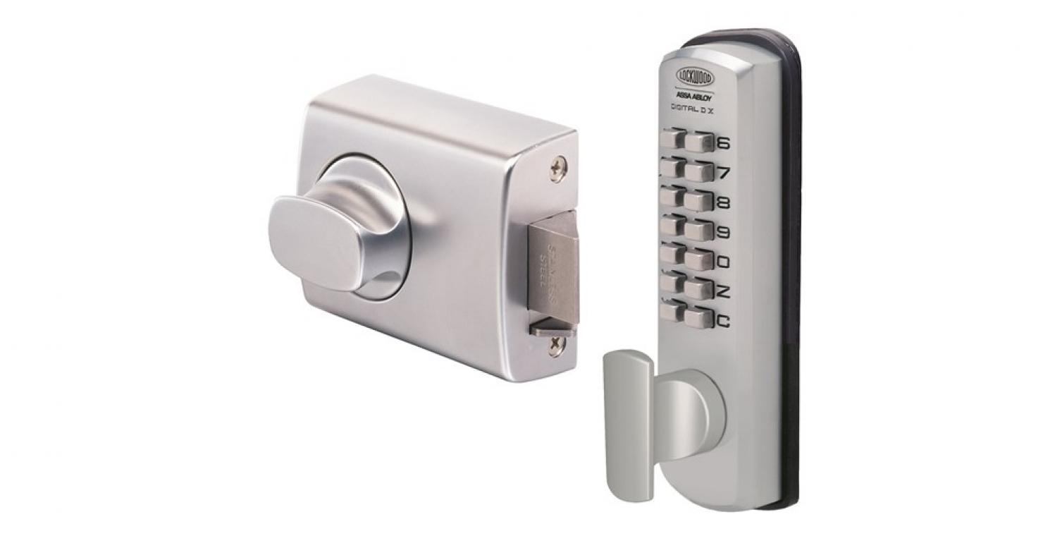 Lockwood dx digital lock