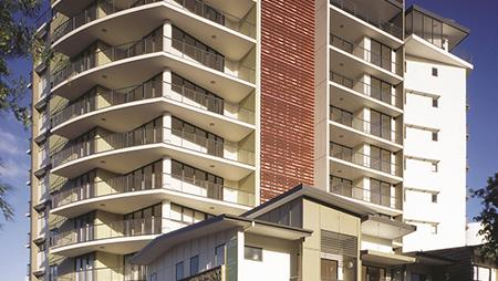 Milton Apartment High Rise Residential